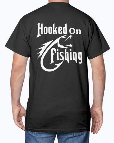 Hooked Fish On Shirts - Bewished Online clothing shop