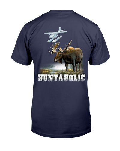 Moose Hunter Let's Go Hunting Shirts - Bewished Online clothing shop