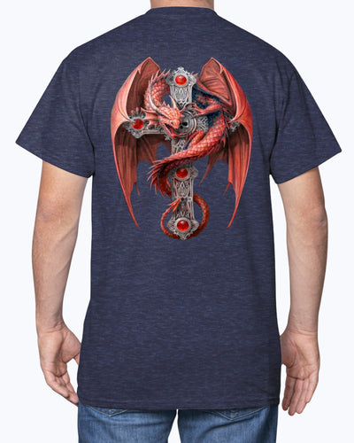 Red Dragon I'm Really A Dragon Shirts - Bewished Online clothing shop