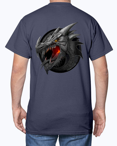 Black Dragon I'm Really A Dragon Shirts - Bewished Online clothing shop
