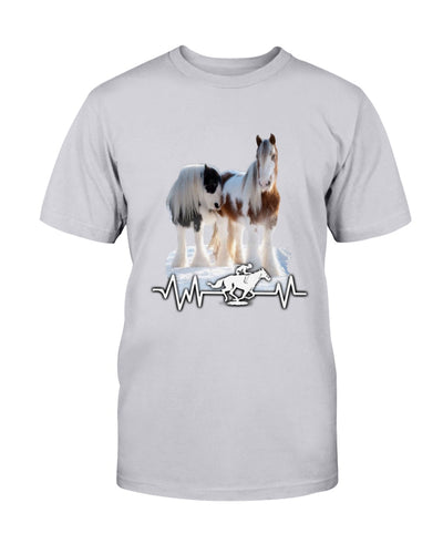 Percheron Pinto Horse Shirts - Bewished Online clothing shop