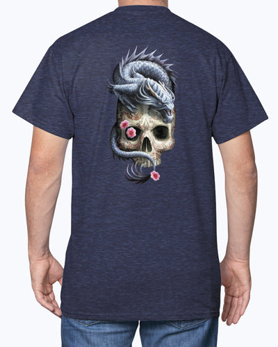 Dragon & Skull I'm Really A Dragon Shirts - Bewished Online clothing shop