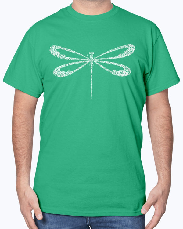 Love Dragonfly Shamrock Shirts - Bewished Online clothing shop