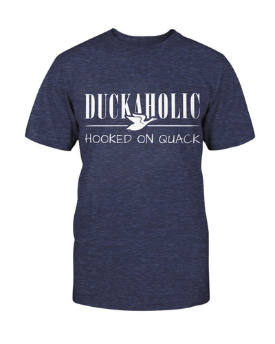 Duckaholic Hooked On Quack Shirts - Bewished Online clothing shop