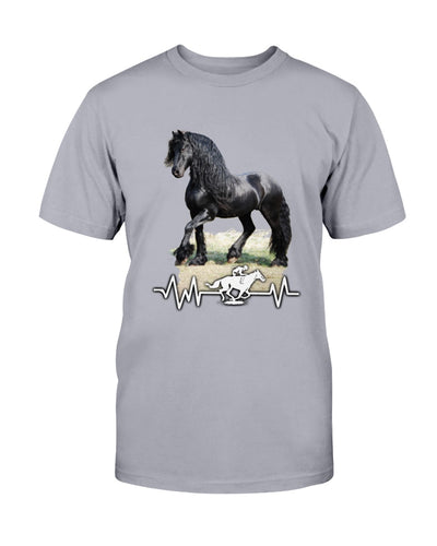 Friesian Beautiful Horse Shirts - Bewished Online clothing shop