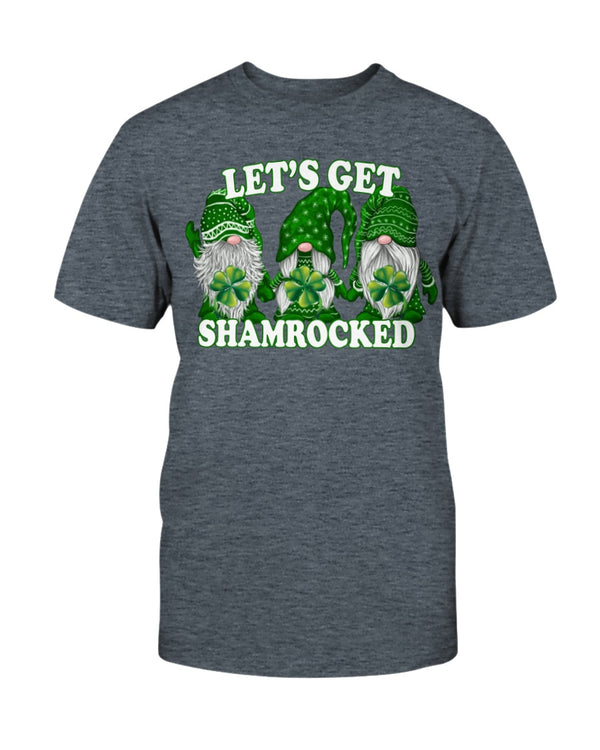 Let's Get Shamrocked St Patrick's Day Shirts - Bewished Online clothing shop