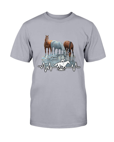 Winter Beautiful Horse Shirts - Bewished Online clothing shop
