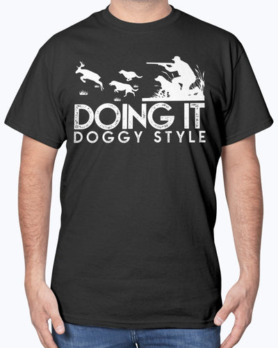 Doing It Doggy Style Shirts - Bewished Online clothing shop