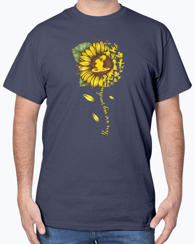 Love DJ Music Sunflower Shirts - Bewished Online clothing shop