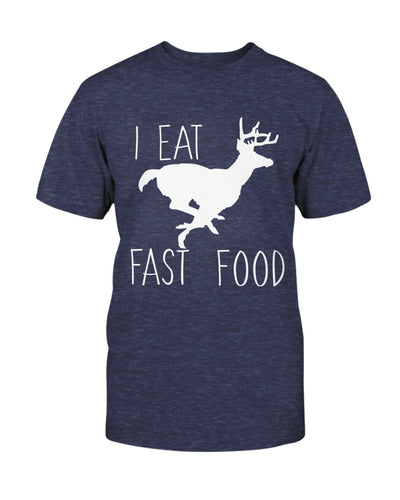I Eat Fast Food Hunting Shirts - Bewished Online clothing shop