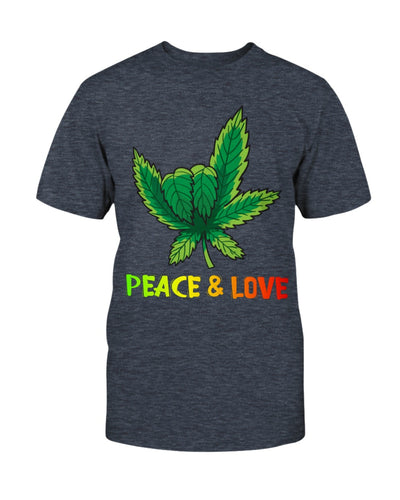Peace And Love Hippie Shirts - Bewished Online clothing shop