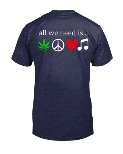 All We Need Is Shirts - Bewished Online clothing shop