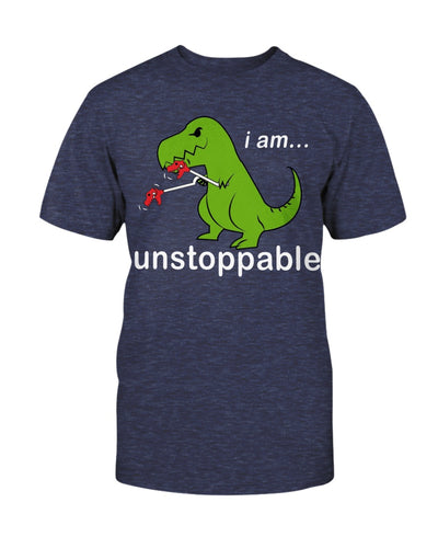 I Am Unstoppable Dinosaur Shirts - Bewished Online clothing shop