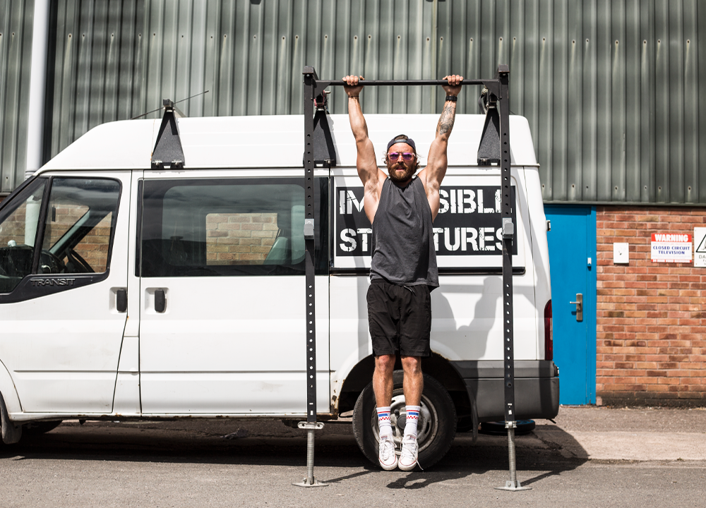 ANDREW TRACEY: CAR PARK CROSSFIT