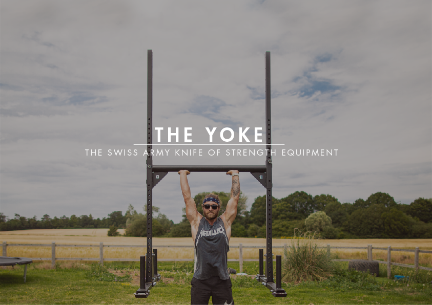 The Yoke - The Swiss Army Knife of Strength Equipment