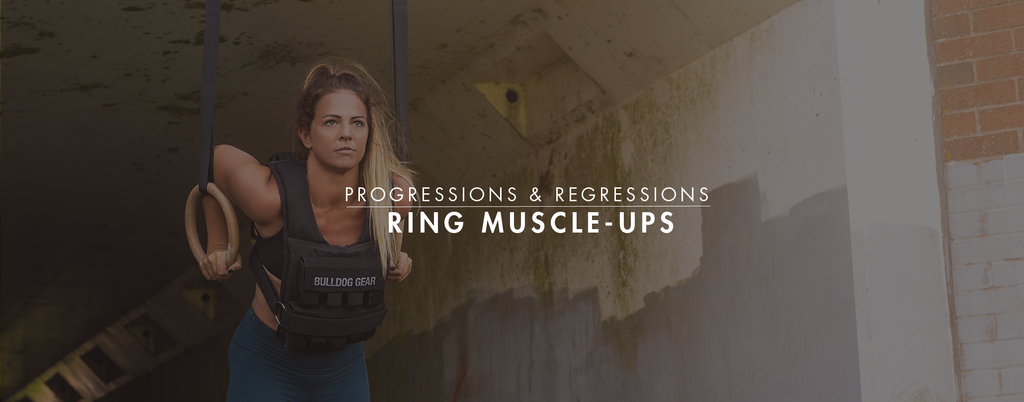 Progressions & Regressions: Ring Muscle-Ups