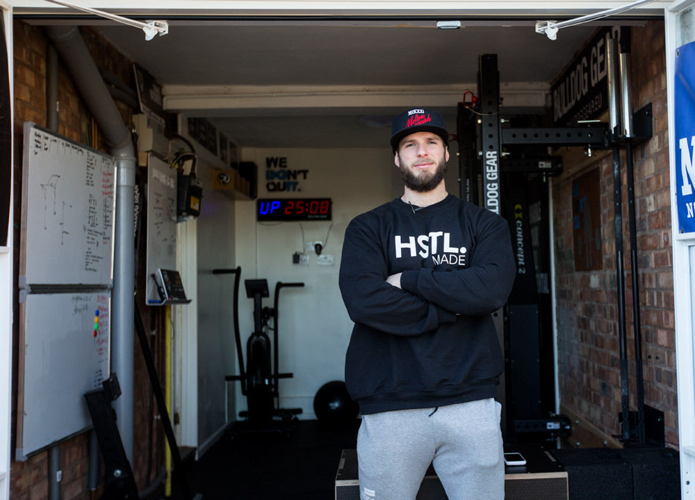 The Home Gym Series Introducing: Craig Richey