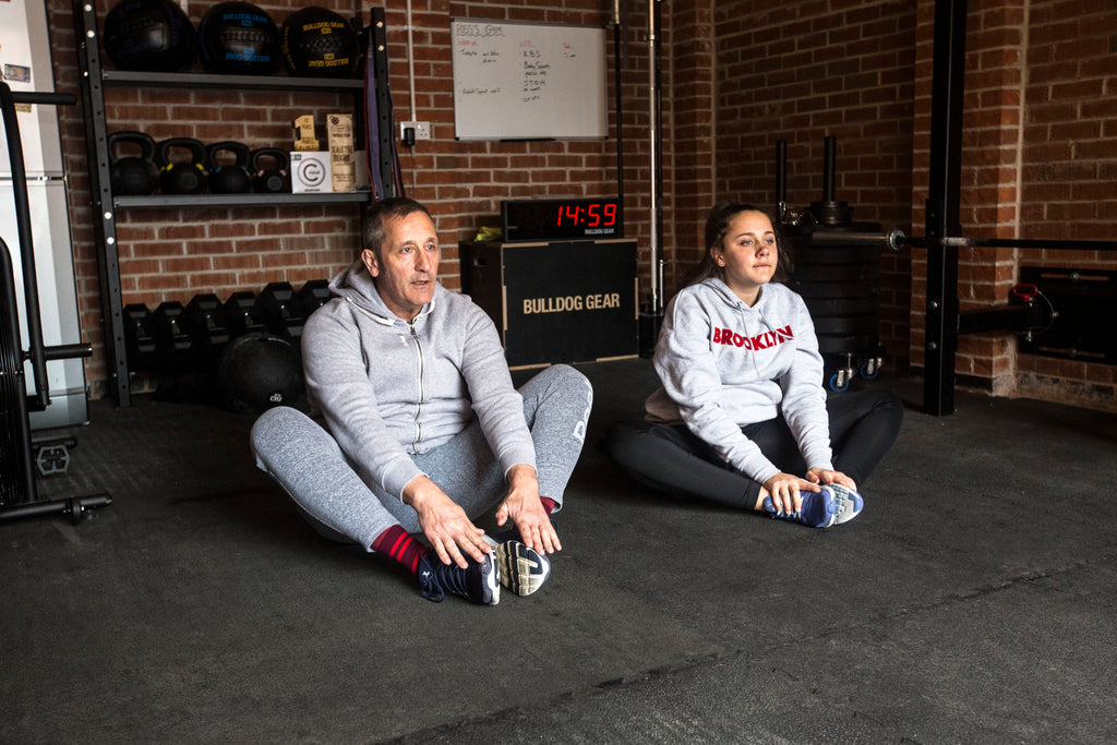 THE HOME GYM SERIES: The Family Man