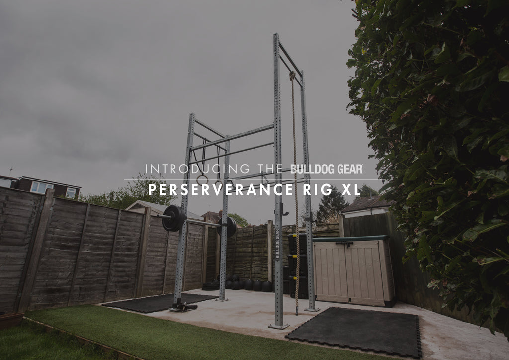 INTRODUCING: THE PERSEVERANCE RIG XL