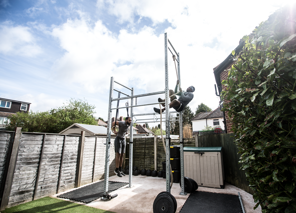 THE HOME GYM SERIES: The Outdoor Rig