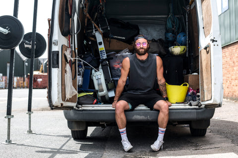 ANDREW TRACEY: CAR PARK CROSSFIT – Bulldog Gear
