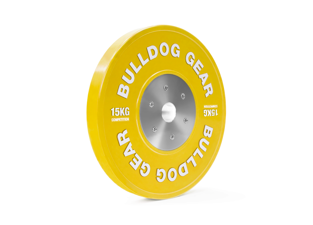 Bulldog Gear - Competition Bumper Plates