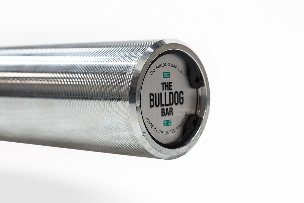 The Bulldog Bar - 15kg Olympic Barbell - Cosmetic 2nd