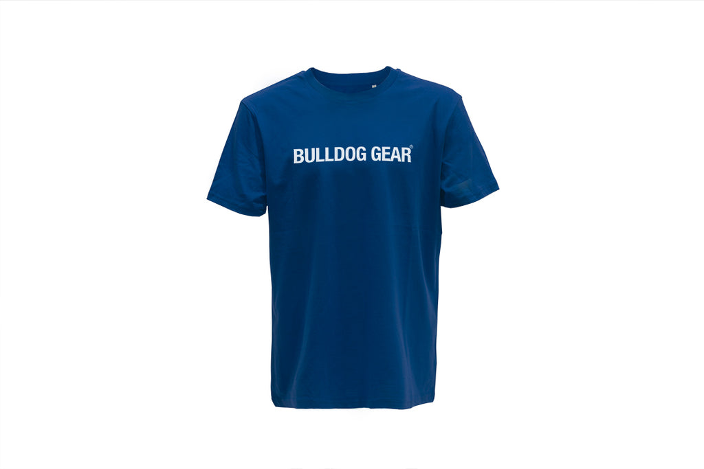 Bulldog Gear Tee - Blue - Unisex