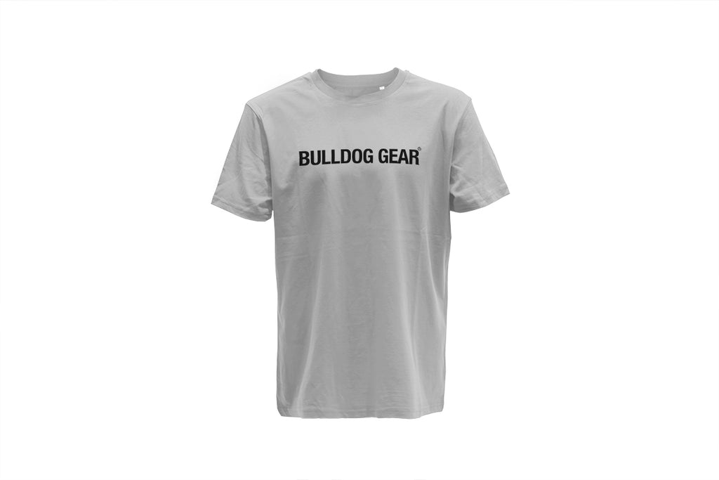 Bulldog Gear Tee - Grey - Unisex