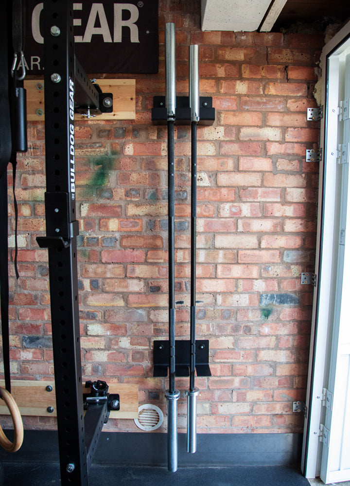 2 Bar Vertical Gun Rack