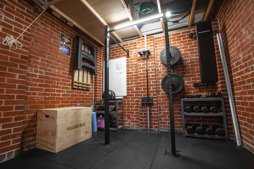 The garage gym by greg glassman crossfit journal