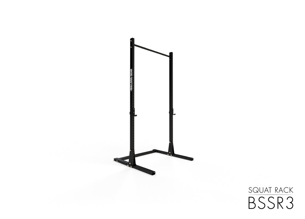 BSSR3 Bulldog Series Squat Rack