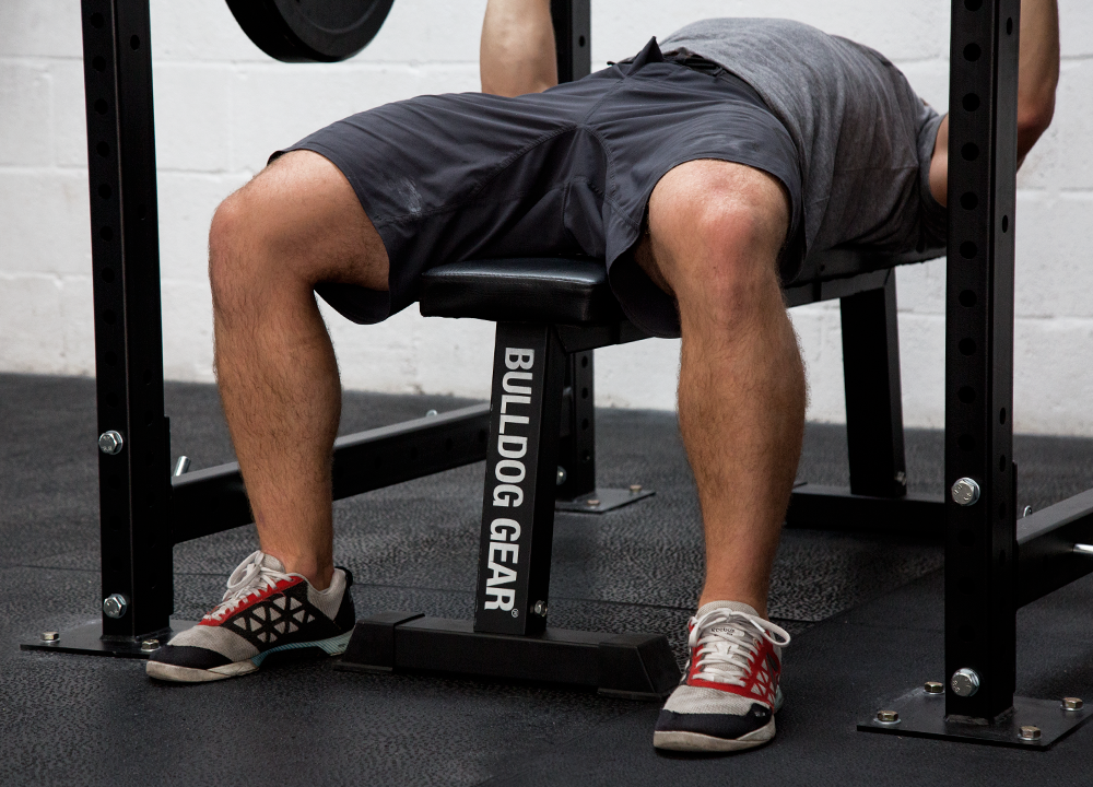 Bulldog Gear - Box Flat Bench