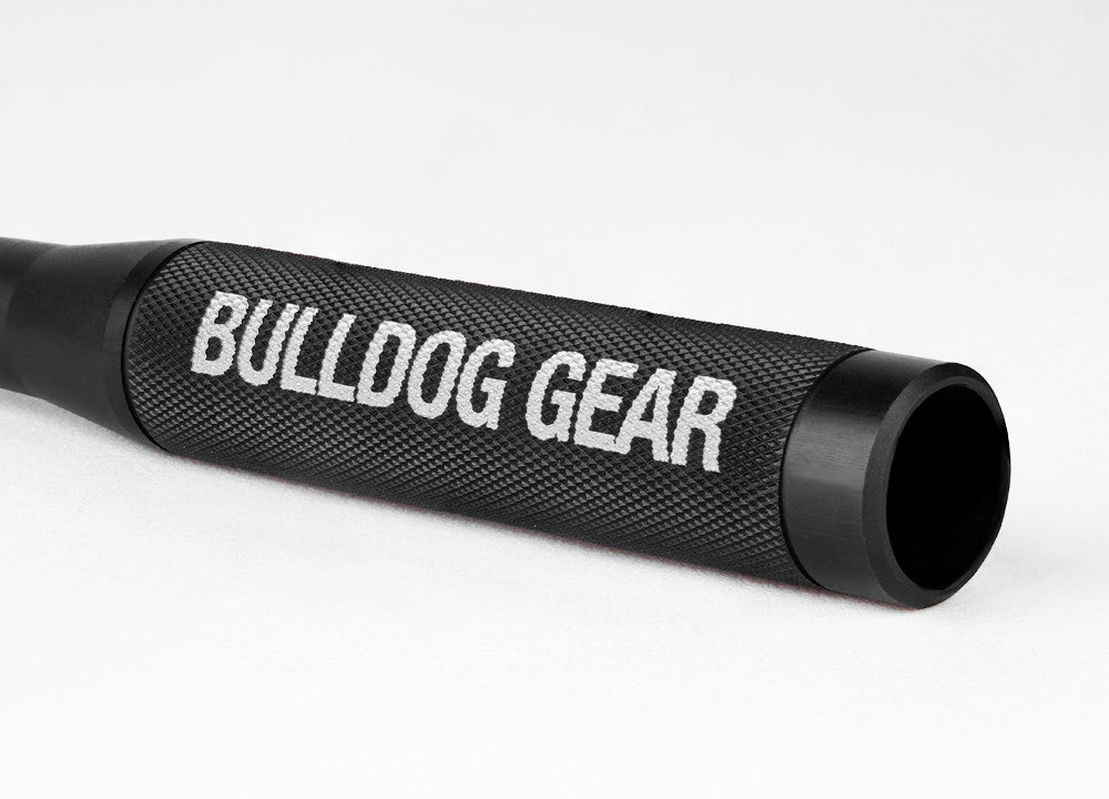 Bulldog Gear - JR2 Bearing Jump Rope - Black (LH)