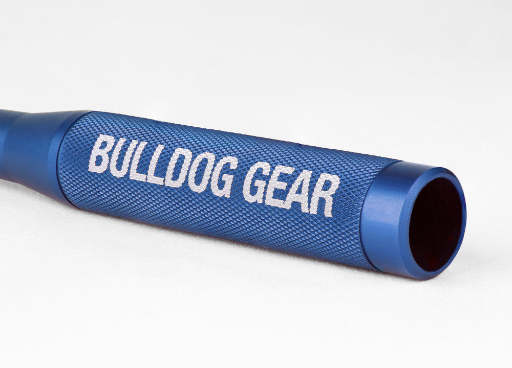 Bulldog Gear - JR2 Bearing Jump Rope - Blue (LH)