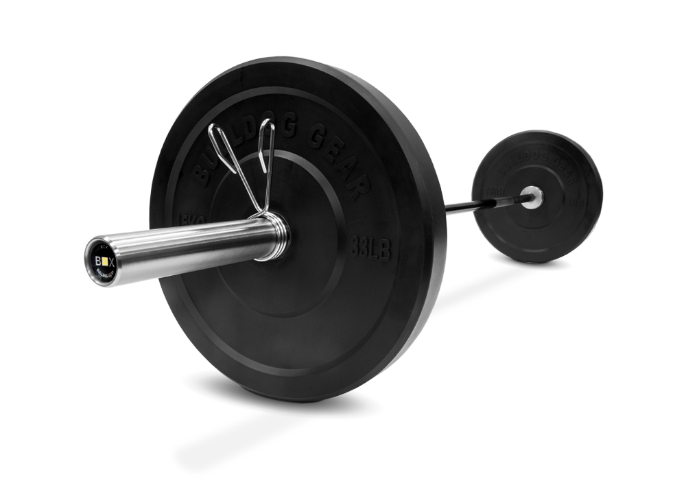 The Box Bar 2.0 - 15KG Bushing Barbell
