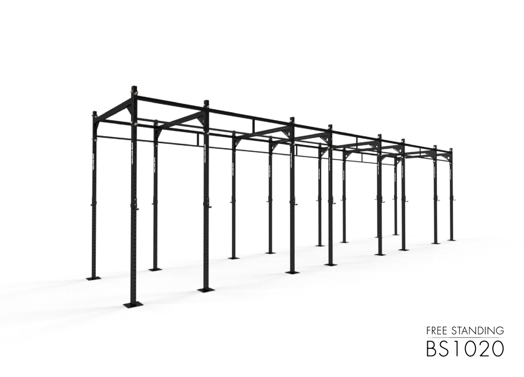 BS1020 - Bulldog Series Floor Rig
