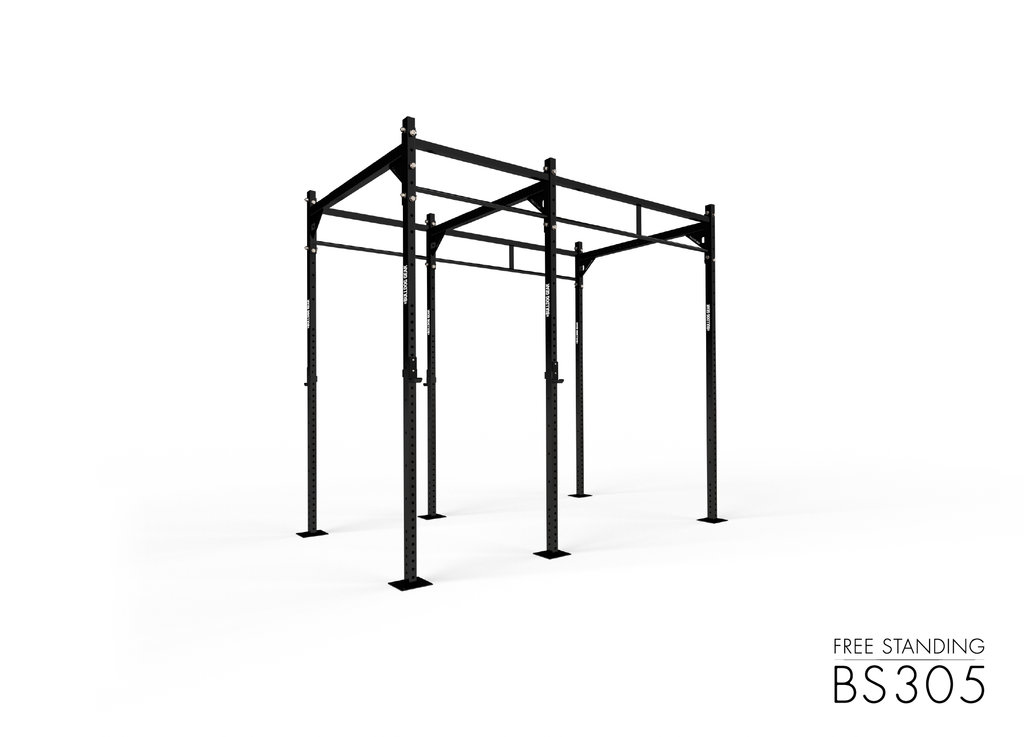 BS305 - Bulldog Series Floor Rig