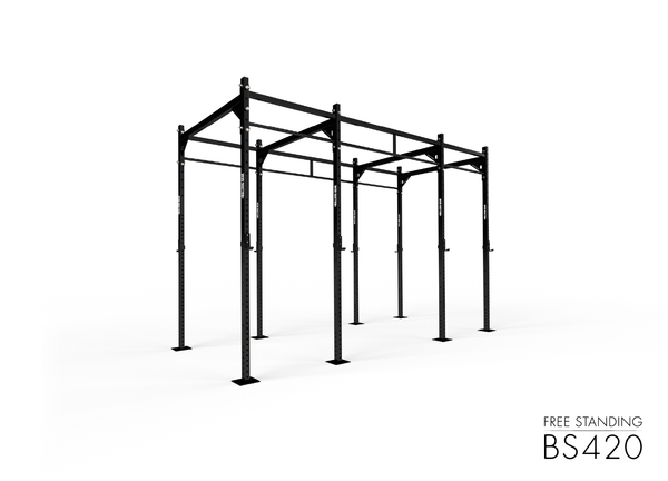 BS420 - Bulldog Series Floor Rig