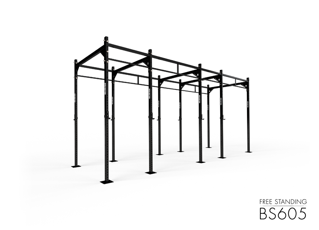BS605 - Bulldog Series Floor Rig