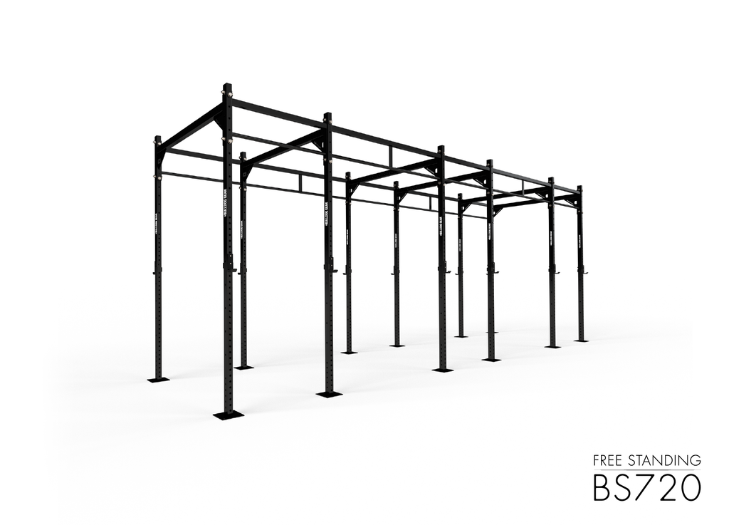 BS720 - Bulldog Series Floor Rig