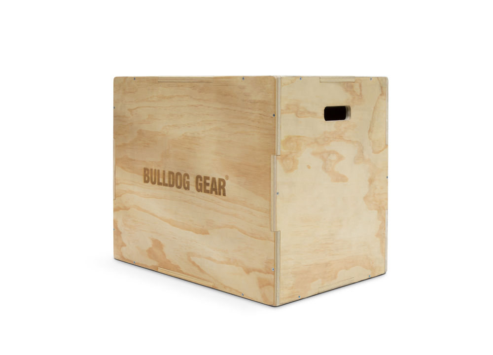 Bulldog Gear - 3 in 1 Plyobox Pre-Order