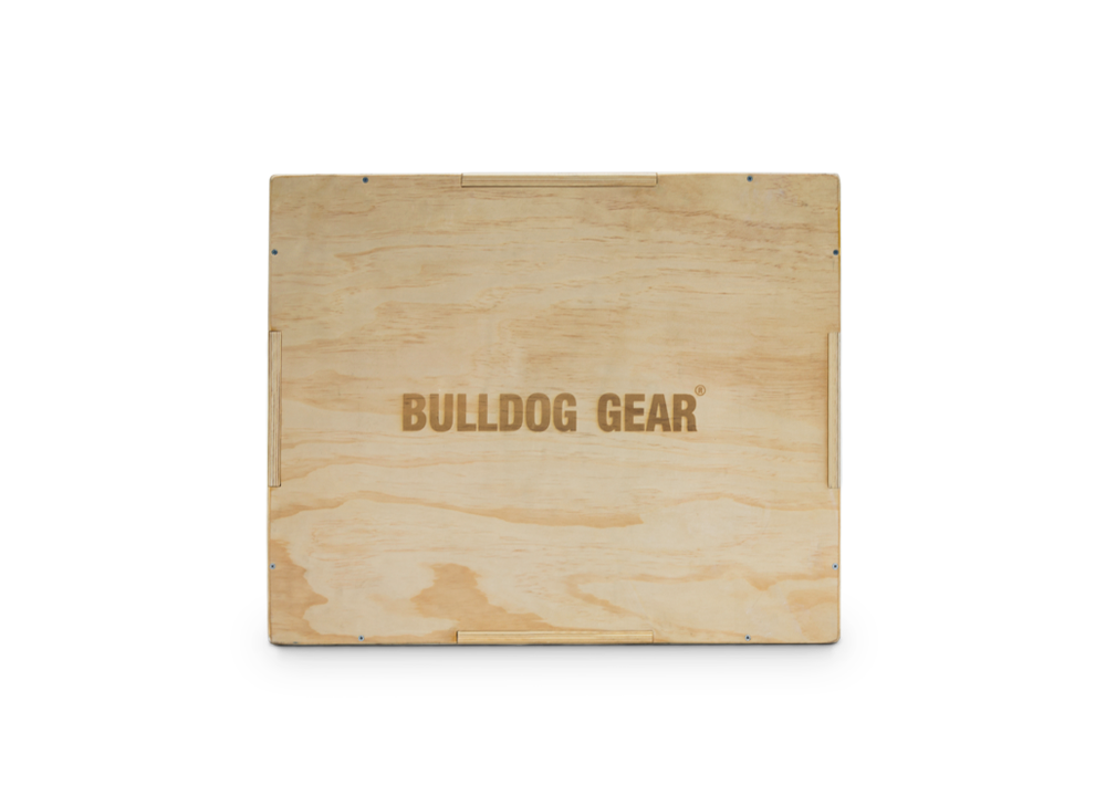 Bulldog Gear - 3 in 1 Plyobox
