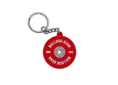 Bulldog Gear Key Rings