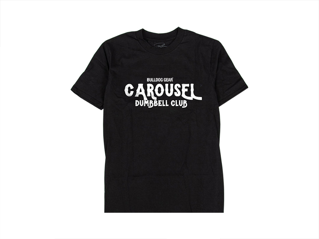 Carousel Dumbbell Club Classic Athletic Unisex T-Shirt