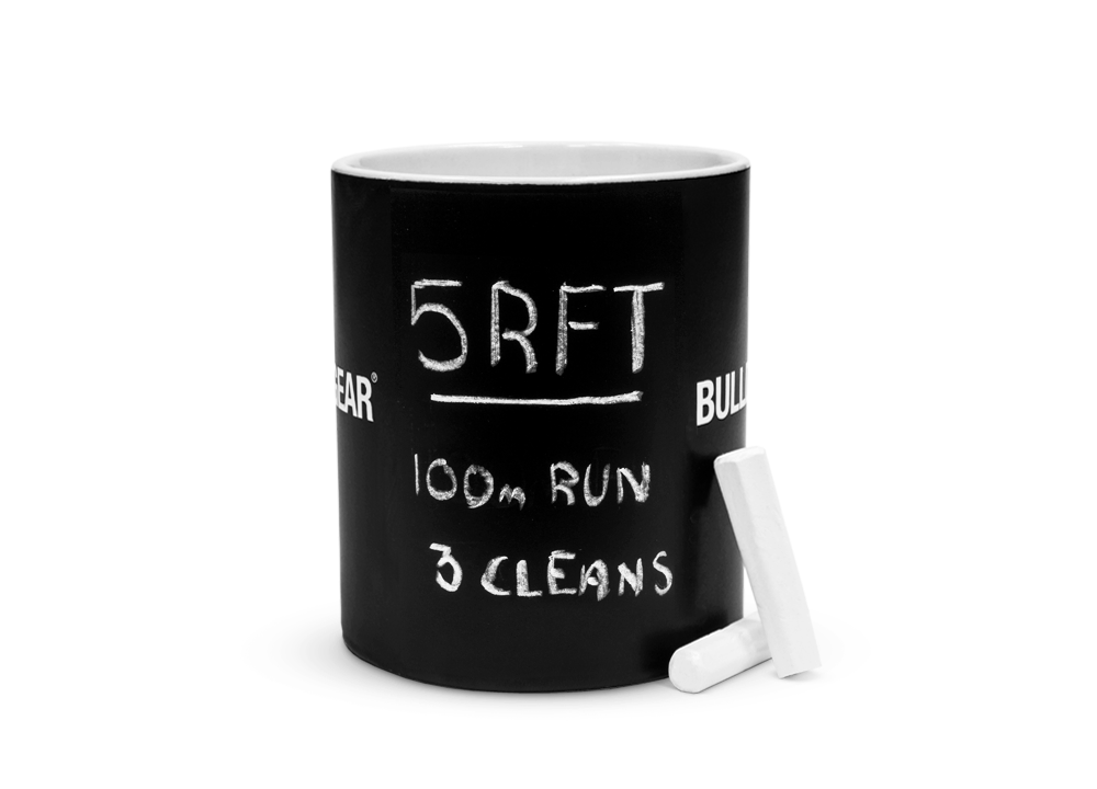Bulldog Gear Chalk Mug