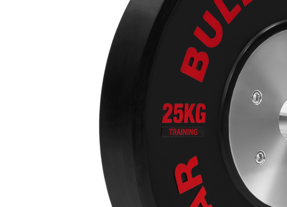 Bulldog Gear - Competition Training Bumper Plates