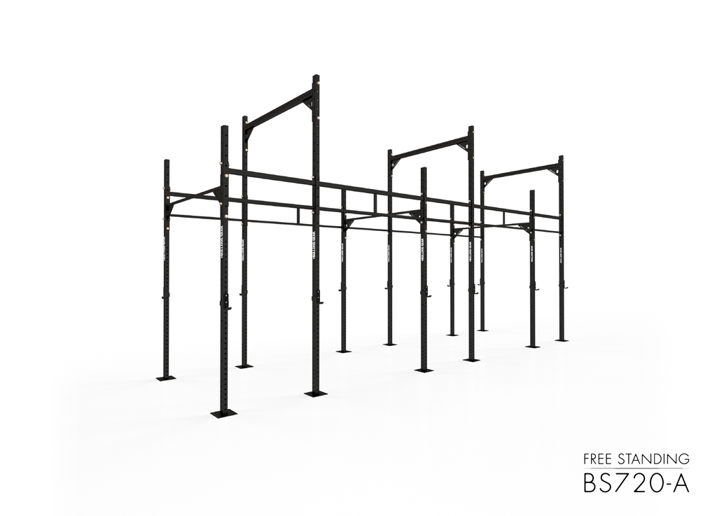 BS720 Custom A - Bulldog Series Floor Rig