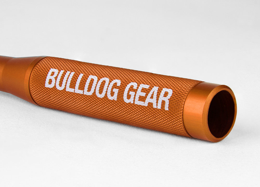 Bulldog Gear - JR2 Bearing Jump Rope - Orange (LH)