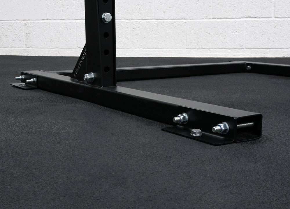 Bulldog Series Squat Rack Floor Anchor Set